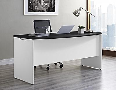 Altra Parsons Deluxe Desk, White (9318596)