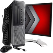 "Dell Desktop Computer 990 Optiplex Intel I5, 16GB, 240GB SSD, Windows 10 Pro, 22"" Monitor, Keyboard, Mouse, Wifi, Refurbished"