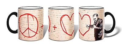 Retrospect Group UNTITLED, SAN FRANCISCO(2010) Ceramic 11 Ounce Mug (MUG045)