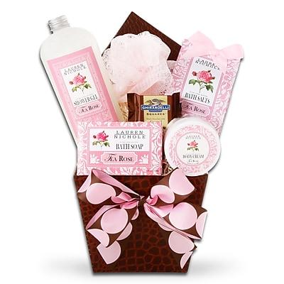 Calming Rose Gift Basket