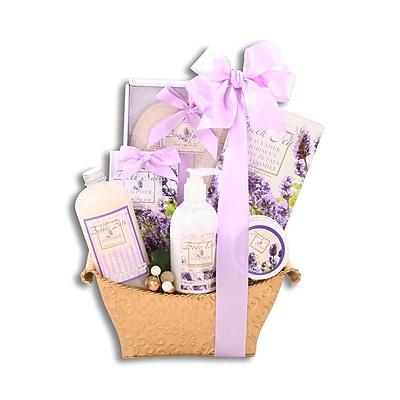 Lovely Lavender Gift Basket