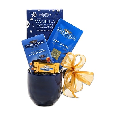 Ghirardelli Winter Blue Mug 2537543