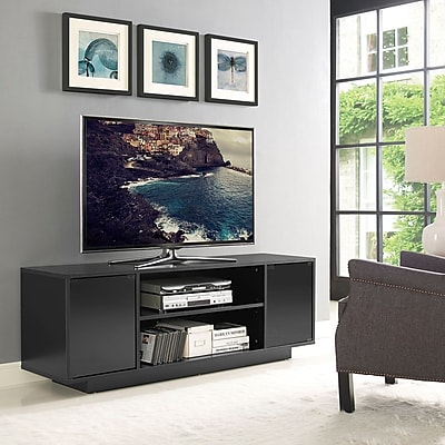 Modway Portal TV Stand in Black (889654037323)