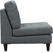 Empress Lounge Chair in Gray (889654040941)