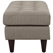 Empress Fabric Bench in Granite (889654040781)