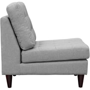 Empress Lounge Chair in Light Gray (889654040958)