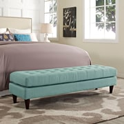 Modway Empress Bench in Laguna (889654040705)