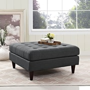 Modway Empress Bench in Gray (889654040866)