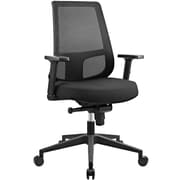 Modway Pump Office Chair in Black (889654067702)