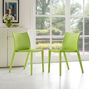 Gallant Dining Set, Set of 2 in Green (889654076995)