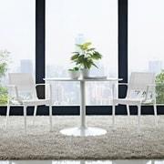 Astute Dining Set, Set of 2 in White (889654074311)