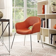 Cordelia Dining Armchair in Orange (889654078470)