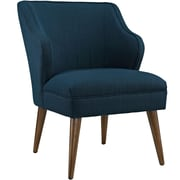 Swell Fabric Armchair in Azure (889654041108)