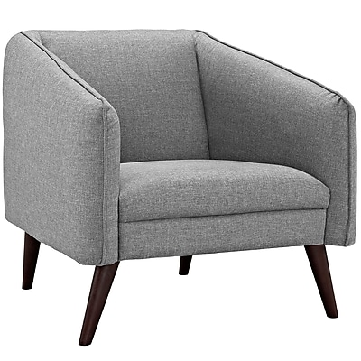 Slide Armchair in LightGray (889654040446)