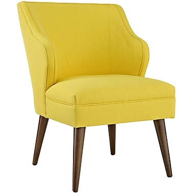 Swell Fabric Armchair in Sunny (889654041153)