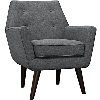 Posit Armchair in Gray (889654040613)