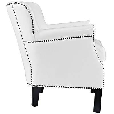 Key Armchair in White (889654041344)
