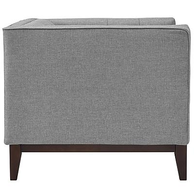Serve Armchair in Light Gray (889654040538)