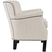 Key Fabric Armchair in Sand (889654044116)