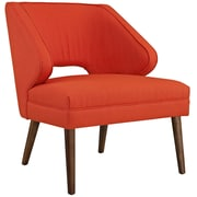 Dock Fabric Armchair in Atomic Red (889654041177)