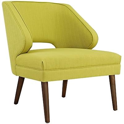 Dock Fabric Armchair in Wheatgrass (889654041245)