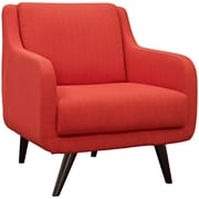 Verve Armchair in Atomic Red (889654040224)