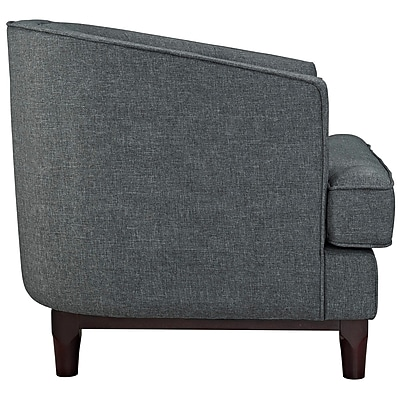 Coast Armchair in Gray (889654040347)
