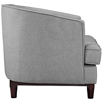 Coast Armchair in Light Gray (889654040354)