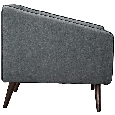 Slide Armchair in Gray (889654040422)
