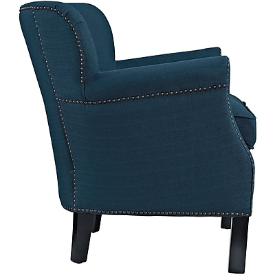 Key Fabric Armchair in Azure (889654041283)