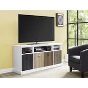 Altra Mercer Wood TV Stand White  (1769096PCOM)
