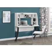 Altra Eden Wall Mounted Desk, White