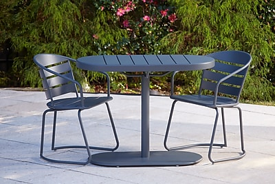 Cosco Avenue Green Set of 3 Patio Set Grey (87800GMGE)