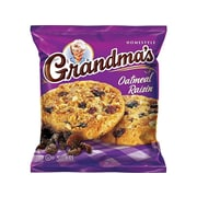 Grandma's Cookies, Oatmeal Raisin, 2.5 Oz., 60/Carton (FRI45093)