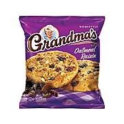 Grandma's Cookies, Oatmeal Raisin, 2.5 Oz., 60/Carton (FRI45093)