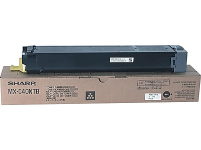 Retail Original Sharp MX-27NTCA 15000 Yield Cyan Toner Cartridge