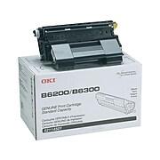 OKI 1003865 Black Standard Yield Toner Cartridge