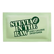Stevia In The Raw Natural Sweeteners, 200/Box (4480076014)