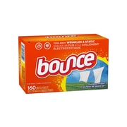 Bounce Outdoor Fresh Softener Sheets, 160/Box (80168)