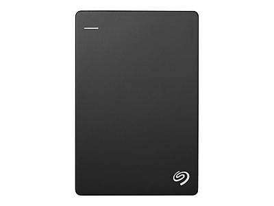 Seagate Backup Plus Slim 2TB USB 3.0 External Hard Drive, Black (STDR2000100)