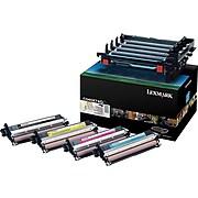 Lexmark C540X74G Black/Color Imaging Unit Cartridge, Standard Yield