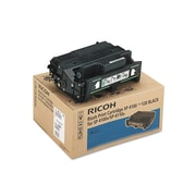 Ricoh 406997 Black Toner Cartridge, Standard Yield