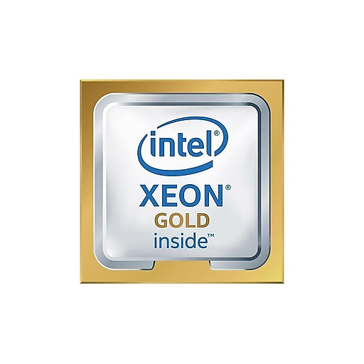 HPE Intel Xeon Gold 6136, 3.7 GHz Processor, 24.75 MB Cache (860653-B21)