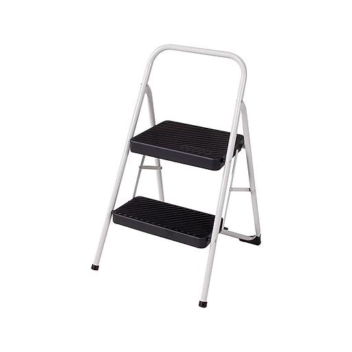 Cosco 2.35'H Steel Step Stool (11135CLG1E)