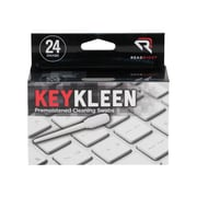 Read Right KeyKleen Keyboard Swabs, 24/Box (RR1243)