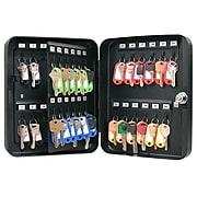 Honeywell 48 Key Box, Black (6106)