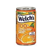Welch's Orange Juice, 5.5 oz., 48/Carton (28100)