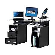 """Techni Mobili 47""""W Computer Desk, Espresso (RTA-8211-ES18)"""