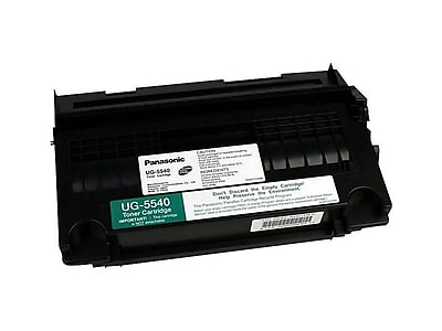Replacement for Panasonic UG-5540; Models: PanaFax UF 7000 MG Compatible Inkjet Cartridges 9000; Black Ink: CPUG5540 8000