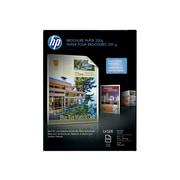 "HP Glossy Brochure Paper, 8.5"" x 11"", 100/Pack (Q6608A)"